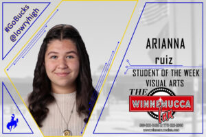 Arianna Ruiz. /Chris Gildone • Lowry Multimedia Communication