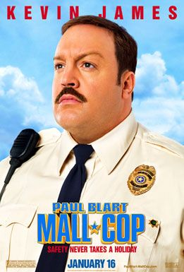 """""""Mall Cop"""" not worth the trip"""