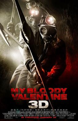 'My Bloody Valentine' (The Not 3-D Version)