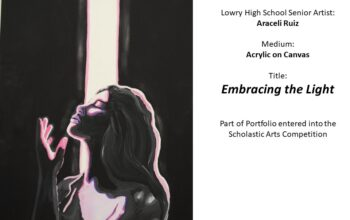 Students compete in Scholastic Arts Competition Embracing the Light