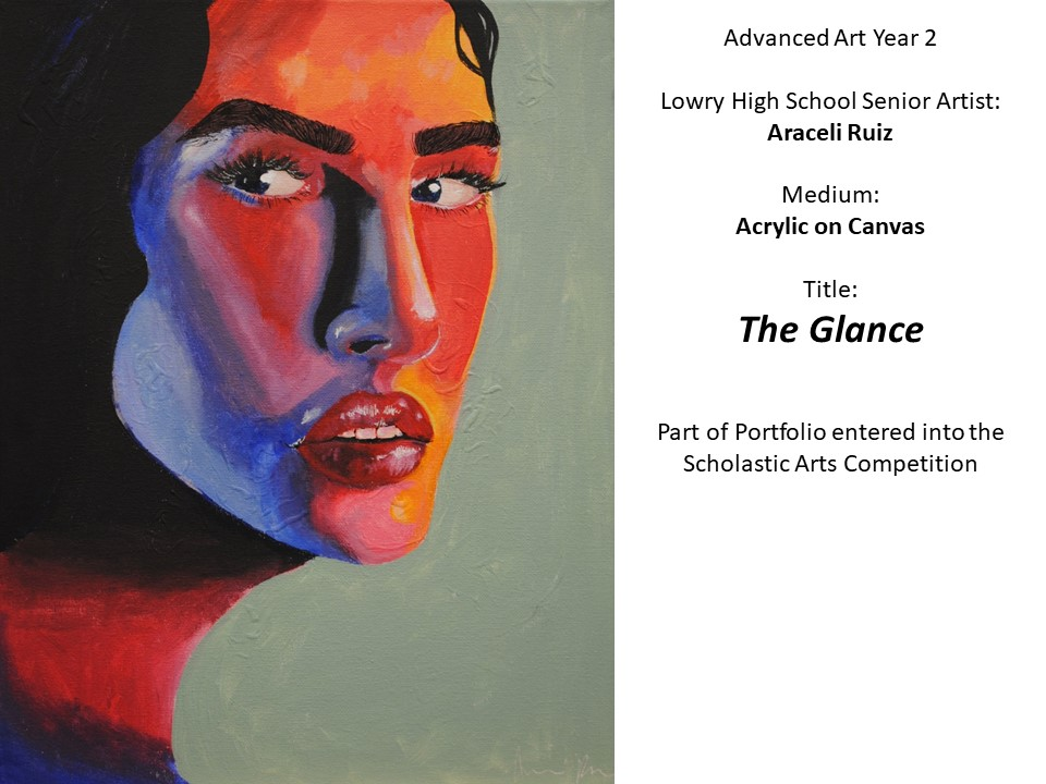 Students compete in Scholastic Arts Competition The Glance