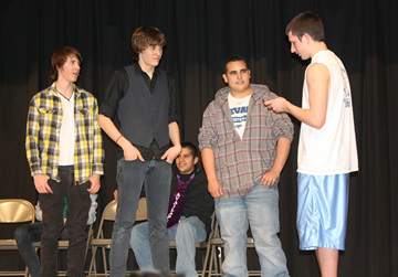 J.D. Christensen is Mr. Lowry for 2010