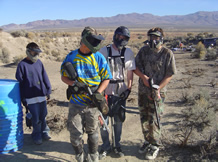 Featured Club: Inside Lowry's Paintball Club
