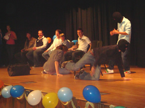 Mr. Lowry Pageant proves to be a big success