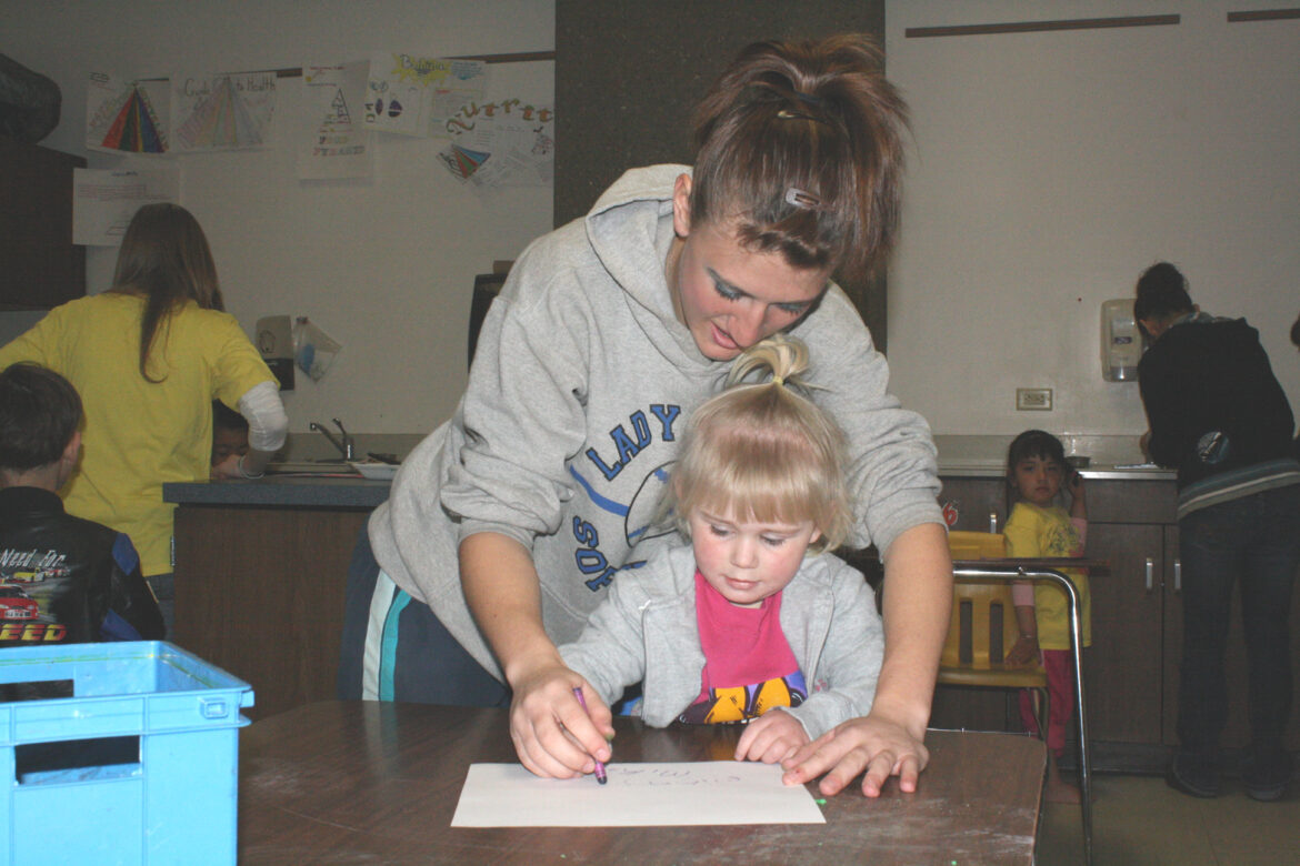 In its 26th year, the Lowry Preschool continues to be a success