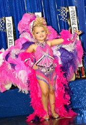 """Pageant contestant from """"Toddlers and Tiaras"""" on TLC./tlc.discovery.com"""