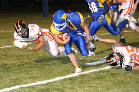 Lowry suffers tough loss to Fernley, 51-0