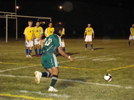 Dreams of state title slip away for boy's varsity soccer