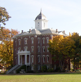 A building on the Linfield College campus. /Courtesy • Linfield College