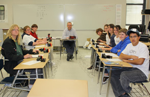 Academic Challenge (Quiz Bowl) trying to improve on last year's second place finish