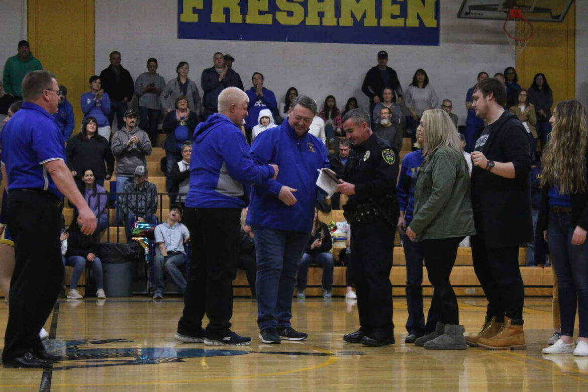 Three new members inducted into the Hall of Fame at Lowry High