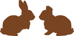 Lowry Voices: Lowry Voices: With a chocolate rabbit what part do you eat first?