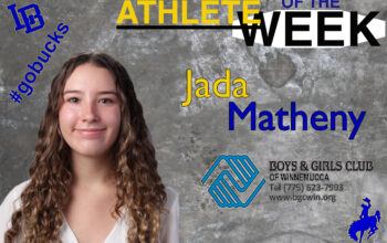 Jada Matheny, Athlete of the Week