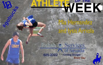 Athletes of the Week, Mia Hernandez and Iysis Arriola