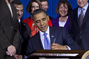 President Obama signs repeal of 'Don't Ask Don't Tell'