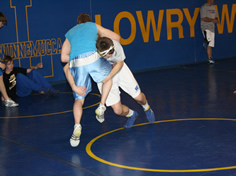 Wrestlers place fifth at Rollie Lane tournament in Nampa, ID