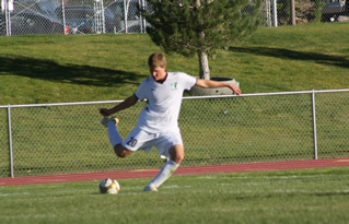 Lowry soccer dominates at home