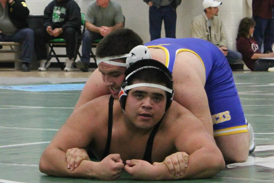 Lowry wrestling keeps rolling; places 6th at TOC