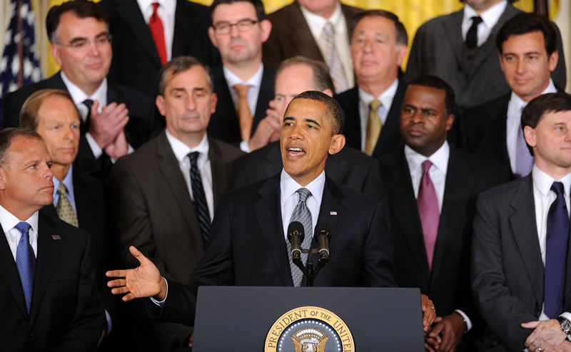 Press Release: President Obama hosts 'Insourcing American Jobs' Forum at the White House