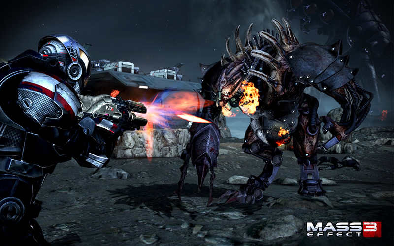 'Mass Effect 3': The epic finale