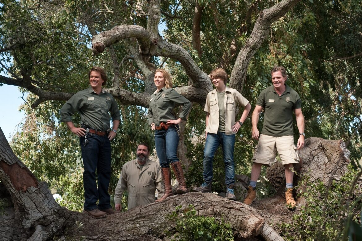 What to Watch: 'We Bought a Zoo'