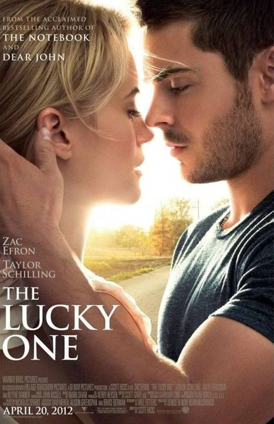 Movie Review: 'The Lucky One'