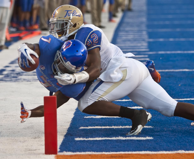 Boise and Nevada to face off again