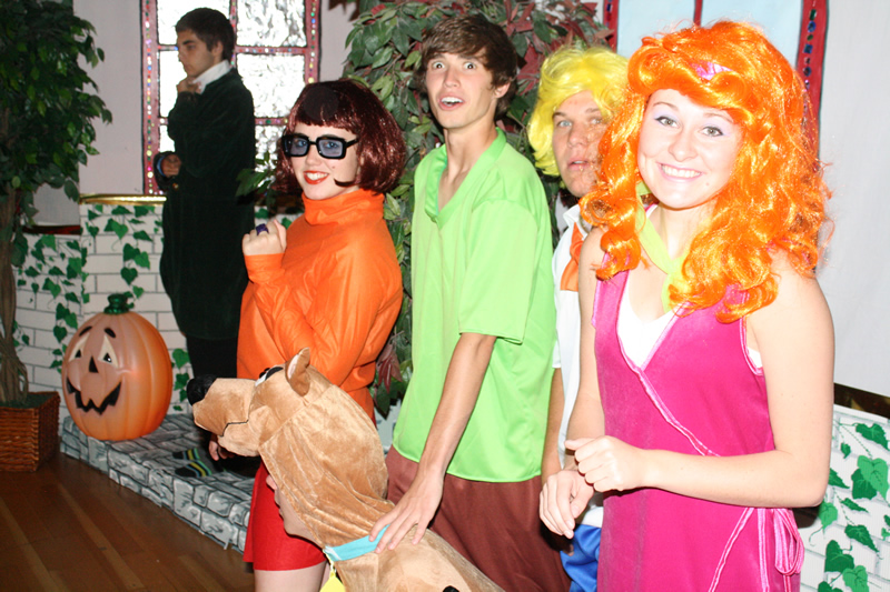 Drama and Stagecraft to perform 'Scooby Doo'
