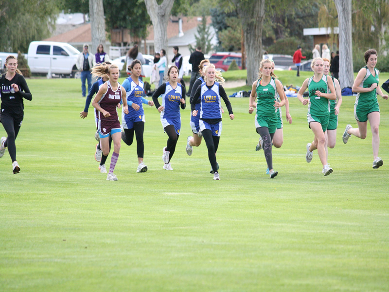 Cross Country takes two to state