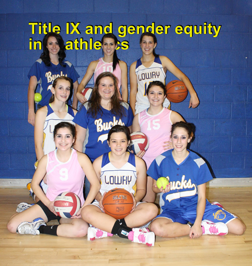 Title IX: Where would she be without it?