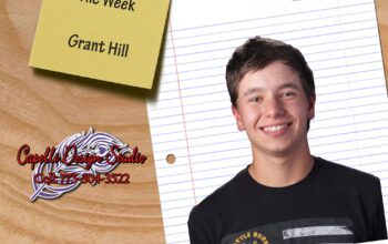Student of the Week Grant Hill