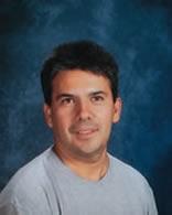 Gerardo Zuniga awarded Lowry High Staff Member of the Month for November