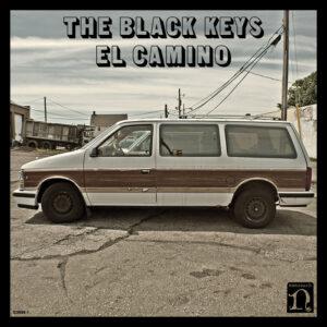 """""""El Camino"""" album cover by The Black Keys. /Courtesy • theblackkeys.com"""