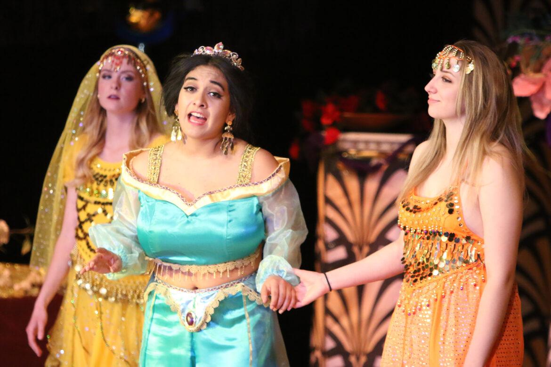Drama presents 'Aladdin Jr.'