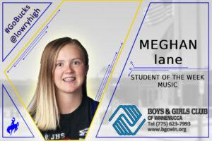 Meghan Lane./ Kiley Dayton • Lowry Multimedia Communication