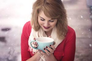 Cheryl enjoys the very last pumpkin spice latte of the year. /Courtesy • pixabay