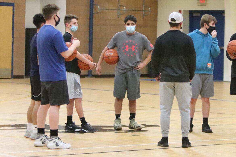 01-26-21 Boys Basketball Open Gym by Ron Espinola