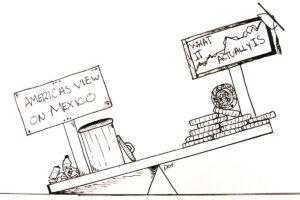Mexico Perception by Colton De La Mora
