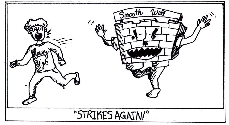"""Smoothwall Strikes Again"""