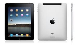 The new Apple iPad. /Courtesy • apple.com