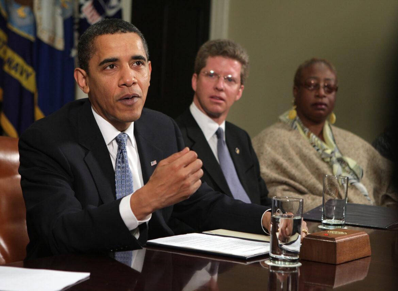 President Obama making progress in campaign promises, economy