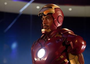 Movie Review: 'Iron Man 2'
