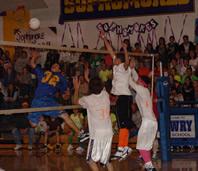 Sophomores win He-Man