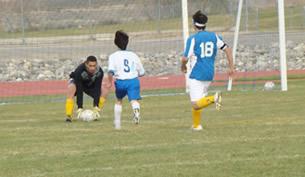 Lowry's varsity boy's soccer makes history in zone