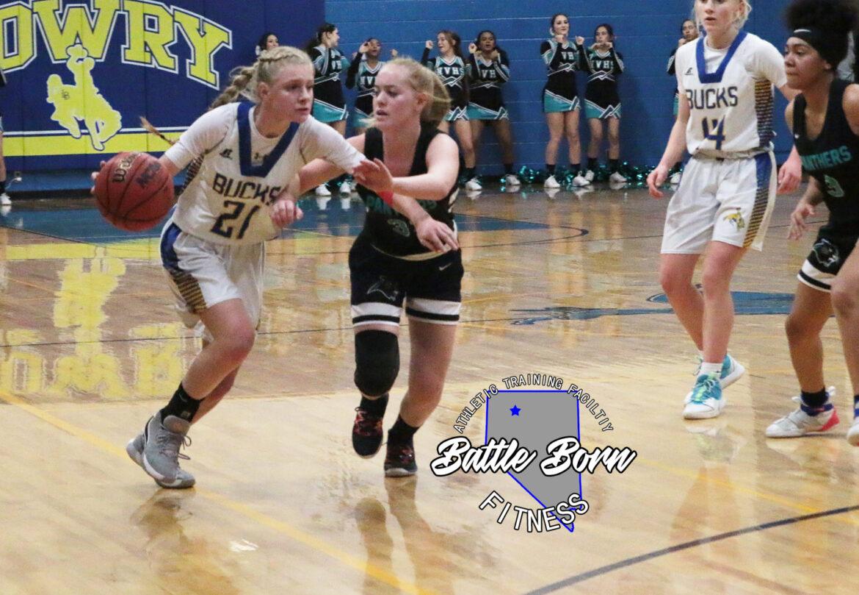Athlete of the Issue: Bailee Brinkerhoff