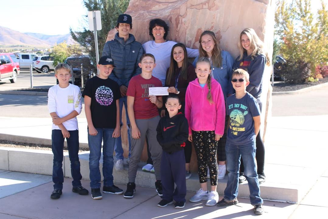Junior class raises money for those with type 1 diabetes