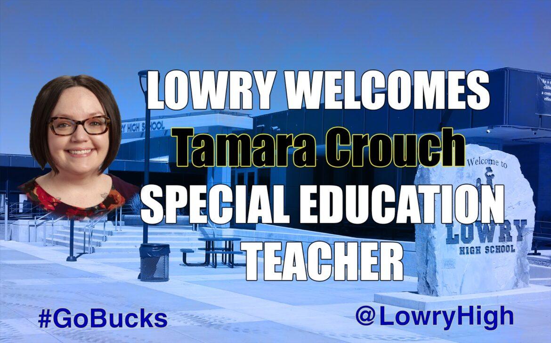 Lowry High alumna returns to become teacher