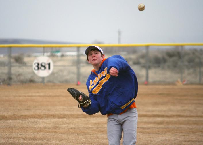 Junior varsity baseball team starts off season on road