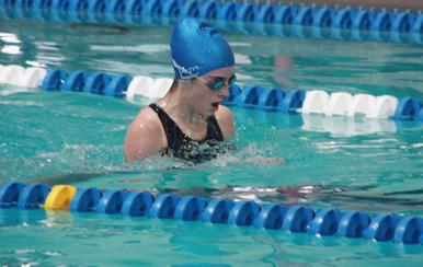 Lowry Swimmers thrash Bishop Manogue
