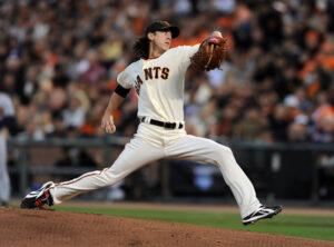 San Francisco Giants pitcher Tim Lincecum. /Jose Carlos Fajardo • Contra Costa Times/MCT